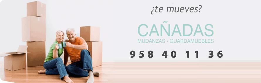 empresa de mudanzas en Granada
