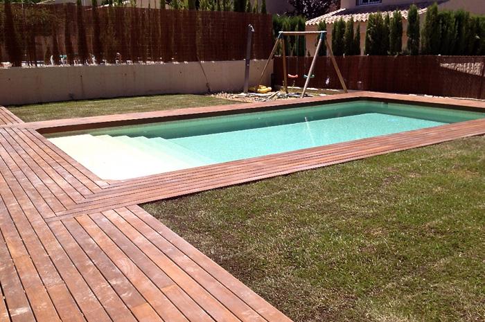 Mudanza a una casa con piscina ¿Qué debo saber?